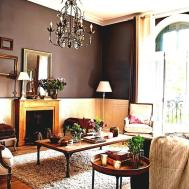 Cozy Apartments Interior Luxury Furniture Homelk
