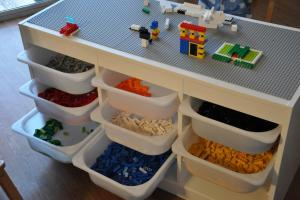 Crafty Juls Our New Lego Table