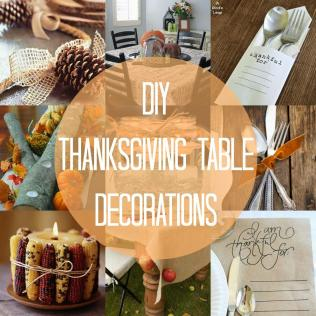 Creating Perfect Kids Thanksgiving Table Rustic Baby