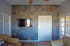 Creating Slate Accent Wall Easy Way Cathy Graham
