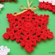Creative Diy Crochet Christmas Ornaments Style Motivation