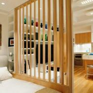 Creative Inexpensive Room Divider Ideas