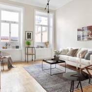 Creative Scandinavian Home Interior Combined Plants Decor