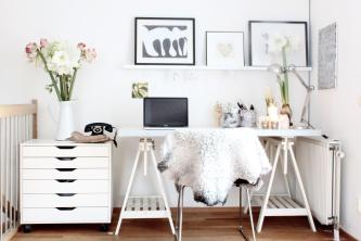 Creative Ways Organize Your Work Space Style
