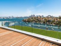 Cremorne Point Penthouse Boasts 360 Degree Harbour Views