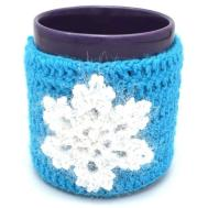 Crochet Mug Warmer Cozy Cup Crafts Diy