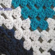 Crochet Pattern Play Ball Afghan