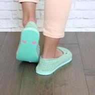 Crochet Slippers Flip Flop Soles Pattern