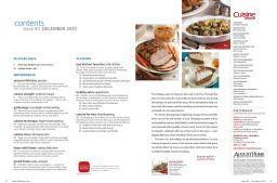 Cuisine Home Annual Volumes
