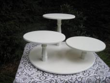 Cupcake Stand Cake Wedding