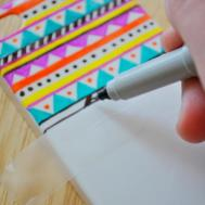 Currently Coveting Diy Tribal Print Iphone Case