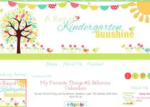 Custom Blog Designs Portfolio Scrapbook Style