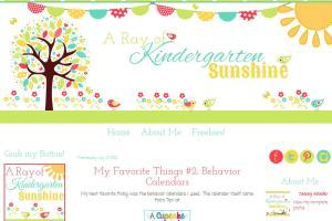 Custom Blog Designs Portfolio Scrapbook Style