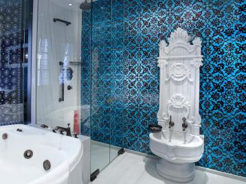 Custom Marble Mosaic Tile Art Factory Venice