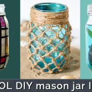 Cute Diy Mason Jar Crafts Projects Teens