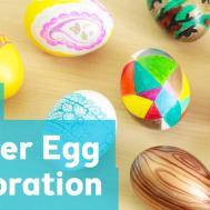 Cute Easy Diy Easter Egg Decorating Ideas Sea Lemon