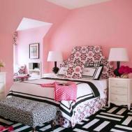 Cute Interior Teenage Bedroom Ideas Light Blue Mixed
