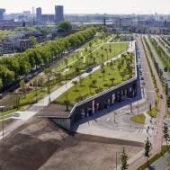 Dakpark Rotterdam Architectuurprijs