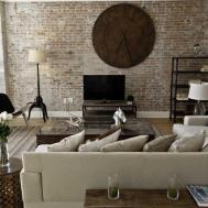 Dark Vintage Living Room Ideas Recessed Lights Latest