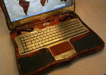 Datamancer Victorian Laptop Limited Edition Depicts