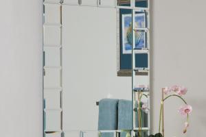 Decor Wonderland Ssm414 Montreal Modern Bathroom Mirror