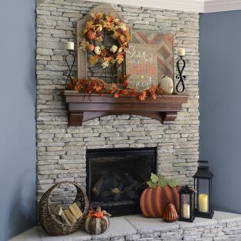 Decorate Mantel Beautifully Kirklands Blog