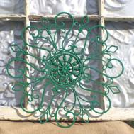 Decorate Using Tropical Outdoor Metal Wall Art