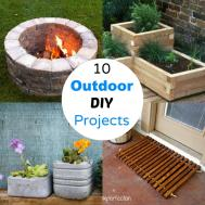 Decorating Cents Outdoor Diy Projects