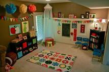 Decorating Ideas Fun Playrooms Kids Bedrooms
