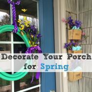 Decorating Ideas Your Spring Porch Loversiq