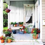 Decorations Spring Outdoor Decorating Ideas Decor
