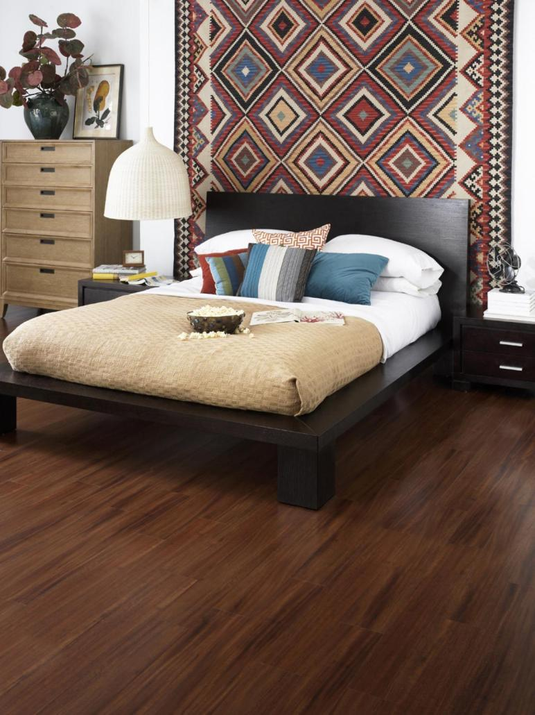 Decorative Bedroom Hacks Minimizing Dust