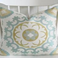 Decorative Pillow Cover Throw Suzani Suza Interior Designs