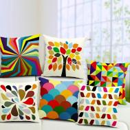 Decorative Pillow Covers Jolly Elyhome Inches Cotton