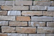 Decorative Stone Wall Hallway Urestone Sheets