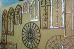 Decorative Wrought Iron Wall Panels Ingeflinte