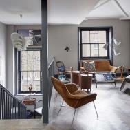 Decordemon Loft Apartment Stylish Design London