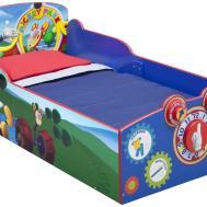 Delta Children Interactive Wood Toddler Bed Disney Mickey