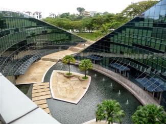 Design Dautore Green Roof Art School Singapore