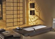 Design Japanese Bathroom Decorating