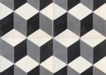 Design Loves Geometric Encaustic Patterned Tiles