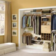 Designing Right Closet Layout