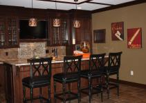 Designs Bar Basement Ideas
