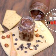 Desserts Benefits Healthy Homemade Nutella Sugar