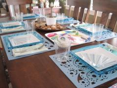Dining Room Table Setting Ideas Diy