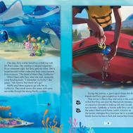 Disney Pixar Finding Dory Movie Theater Storybook