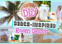 Diy Beach Inspired Room Decor