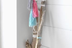 Diy Boho Driftwood Sticks