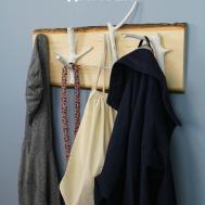 Diy Branch Coat Hanger Little Craft Your Day
