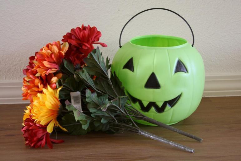 Diy Chalkboard Pumpkin Planter Modern World Furnishing
